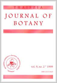 Journal of botany, volume 11