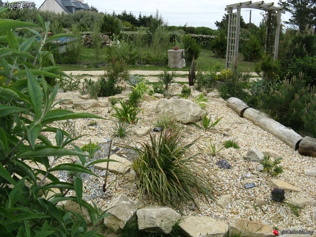 Pin jardin de rocailles on pinterest Jardin de rocaille photos