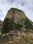 vignette Devils Tower - Wyoming